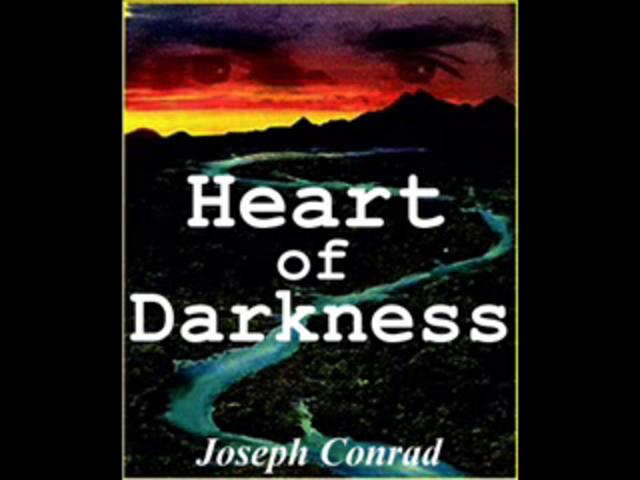 Joseph Conrad. Heart Of Darkness. 1899.