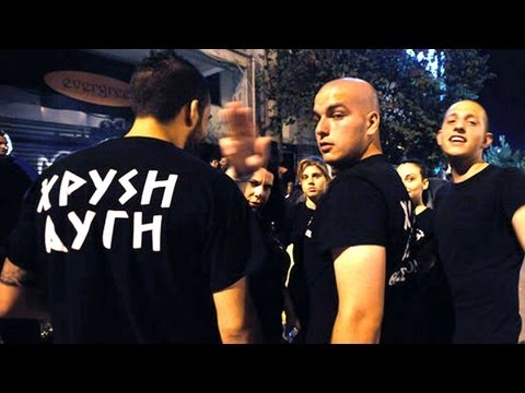 Golden Dawn: Backlash - Greece