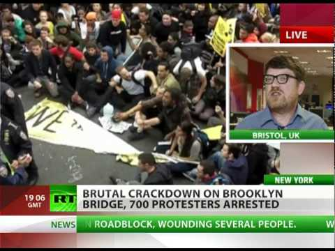 NY Violence: 'Media happy to show protests but not in our backyards'