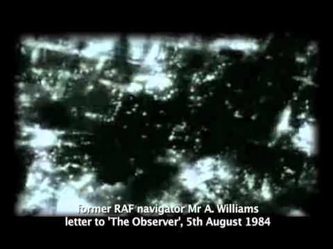 Dresden Commemoration: an apology from Britain to Germany is due