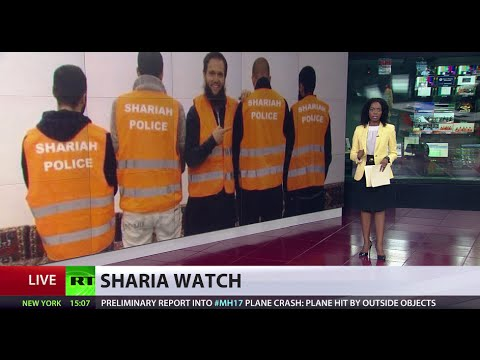 Sharia patrols outrage Germans sparking calls for stricter laws