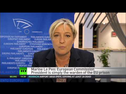 Marine Le Pen: EU robbed us of all liberties, we should fight to get them back (FULL INTERVIEW)