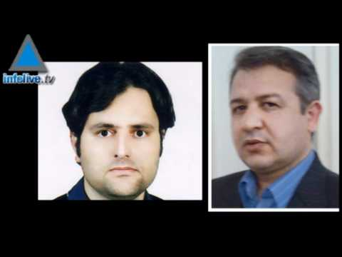 Darioush Rezaei-Nejad  Iranian Nuclear scientist Killed by Jew Mossad Assassins
