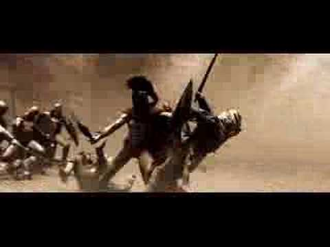 """By Spartan Law"" A 300 Music Video, Lamb of God - 11th Hour"