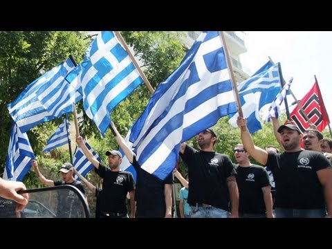 Greece 4 Greeks - Golden Dawn