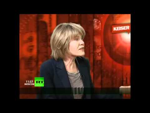 Keiser Report: Greek people defrauded by jew Bankers-Greek Politicos