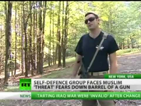 Jewish Militia Groups Training in US Forests