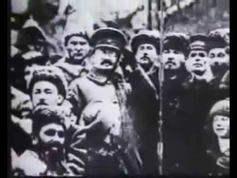The Driving Force Behind the Russian Revolution of 1917