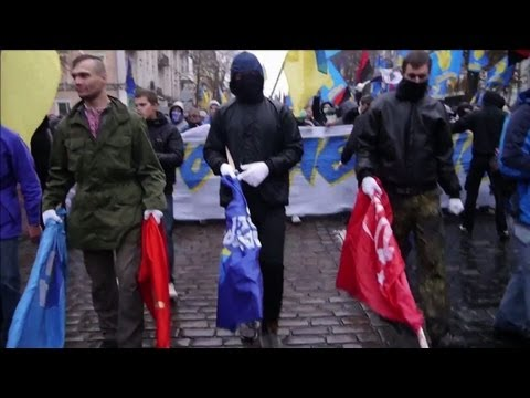 Ukraine's nationalist party look set to enter parliament