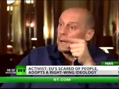 Alain Soral Exposes The French Critical Situation on Russia Today