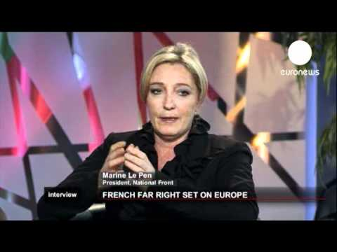Marine Le Pen next French President ? (English OverVoice)