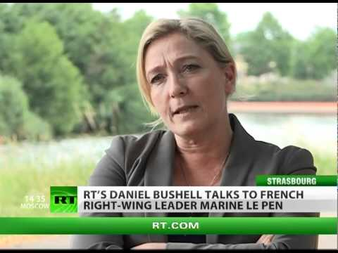Marine Le Pen on 'Taboo Country': France is not a democracy!