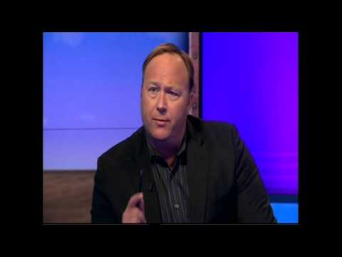 BBC sunday politics show, bilderberg - Alex Jones interview