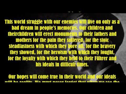 National Revolution - 30 January, 1933