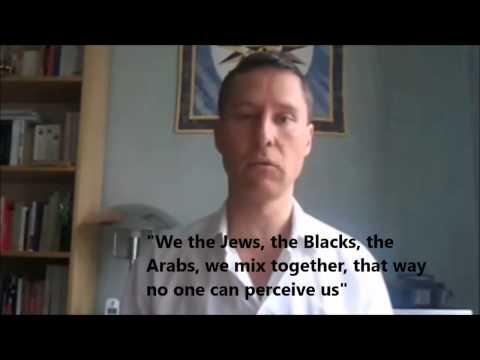 I am a racist and an anti-semite - Herv� Ryssen