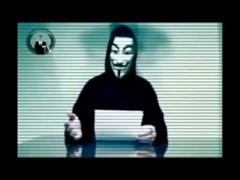 Anonymous launches cyberattack on Israel #OpIsrael