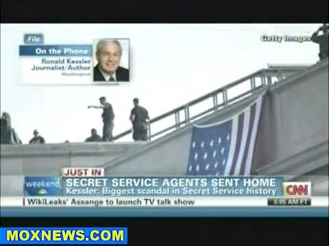 Secret Service Detail Sent Home To U.S. After Agent Busted For Not Paying His Hooker!