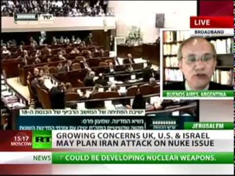UK, US, Israel threaten War on Iran - Interview