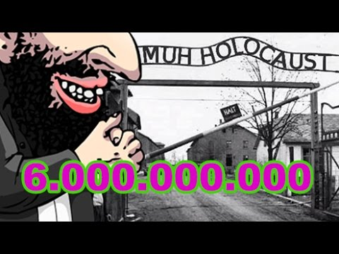 Muh Holocaust! Give me your Shekels Goyim!