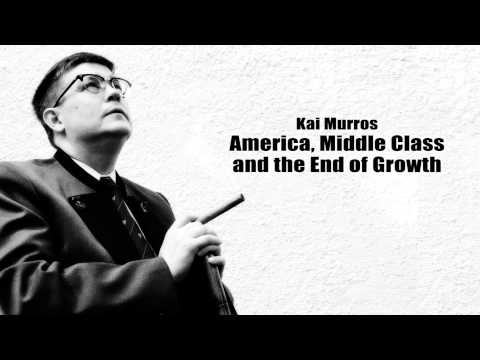 America, Middle Class and the End of Growth