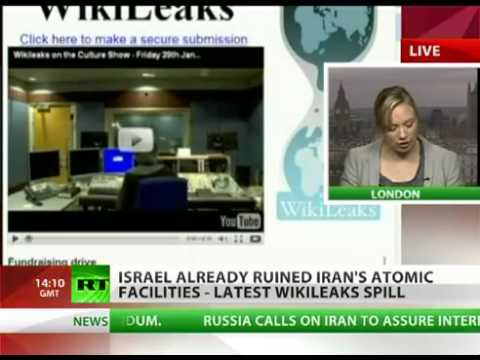 Israel ruined Iran's nuke plans - WikiLeaked Stratfor mails