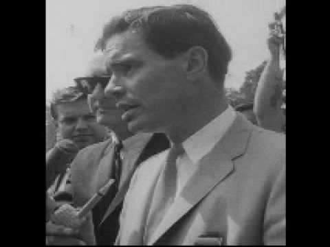 George Lincoln Rockwell - Brown University (1 of 7)