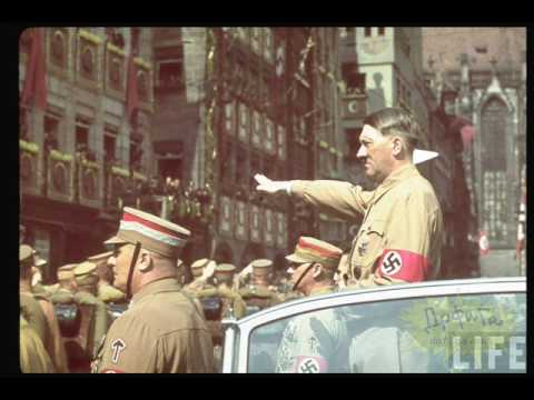 National Socialist Germany in Beautiful Color Pictures