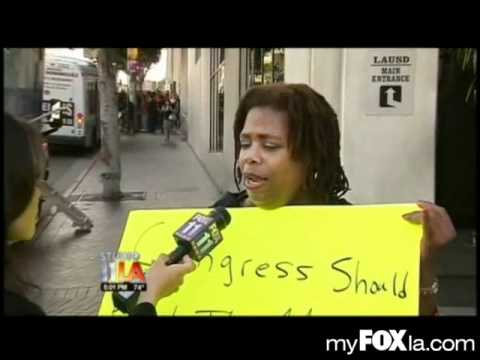 Patricia MacCallister fired after exercising free speech at Occupy Wall Street